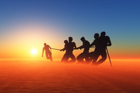 SEO strategies can become a game of tug of war