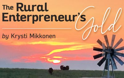 Learn about The Rural Entrepreneur's Gold Podcast