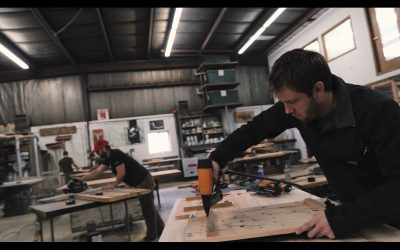Blain Mikkonen – Grain Designs & The Pines