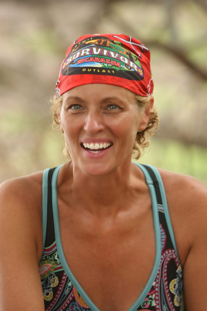 Holly Hoffman CBS Survivor
