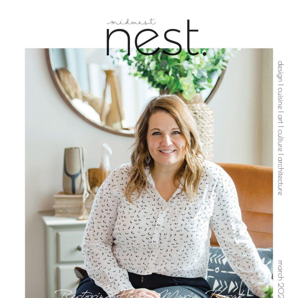 Maria Bosak Midwest Nest Cover